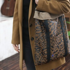[40%SALE] 피콕백 _BROWN LEOPARD
