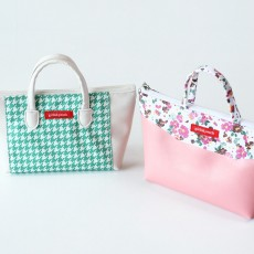 [40%SALE] Girlish pouch _leather